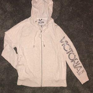 Victoria Secret Sport Zip Hoodie